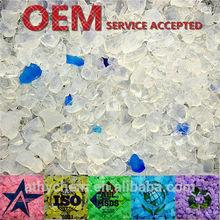 Colorful Deodorants Silica Gel Crystal Cat Litter With 3% Blue Silica Gel
