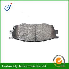 Jijihao cheap brake systems auto part pad brake shoe for cars