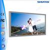 snap frame led backlit large format poster frame