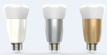 wifi light bulb wireless control 6W led bulb dimmable controlled by smart phone