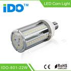 Garden and street UL listed CE certification led lights /led garden light