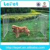 low price low MOQS heavy duty chain link dog runs fence kennel