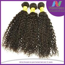 100% malaysian virgin malaysian virgin hair kinky curly clip in hair extensions
