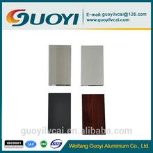 6063 T5 General windows&doors aluminum extruded profiles