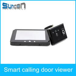 Best sell home security alarm wireless video door phone active motion detector