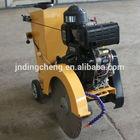 portable diesel concrete cutter