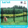low price low MOQS iron large outdoor stainless steel pet cage