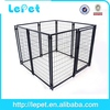 low price low MOQS wire mesh large outdoor welded wire dog kennels
