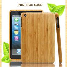 Hot Sale Bamboo Case For iPad Mini/For Bamboo iPad Mini Case/For iPad Mini Case Bamboo
