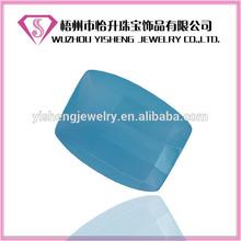 AAA 2*2 Barrel shape loose diamond cut hot sale synthetic cz
