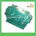 Zq jzq pm caja de engranajes helicoidal, zq molino de bolas reductor del engranaje de la caja