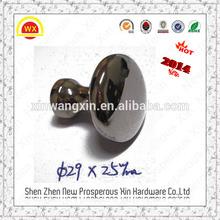 Wholesale factory furniture hardware hand shaped door knob