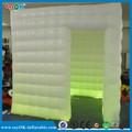 decoración de la boda de iluminación inflable photo booth kioscos de venta photo booth recinto