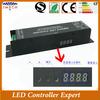 Newly design dmx 512 decoder/controller dmx stage lighting control 12V