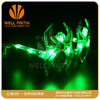 Glow in the dark spider glasses , Halloween party decorative glasses