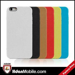 Honeycomb TPU Back Cover Case for iphone 6 Plus TPU Gel Case
