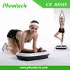 Whole body crazy fit vibration machine gym equipment