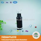 Black Plastic Bottle Liquid 30ml