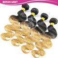 Qualidade superior Ombre extensões de cabelo, Ombre kanekalon jumbo trança