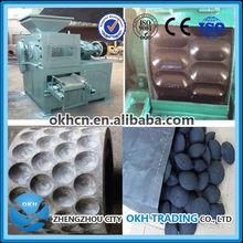 High pressure coal briquetting machine/charcoal powder molding machine
