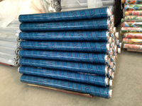 pvc wire packing stretch film with plastic core pvc wire wrap stretch film