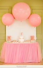 New Party Decoration Ideas Balloons Party Decor Ideas Jumbo Balloon Cute dessert table set up