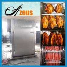 multifunctional electric fish smoker machine for chicken turkey sausage pork bacon smoking
