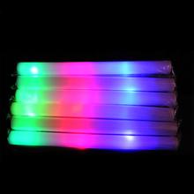 Flashing led foam glow Stick