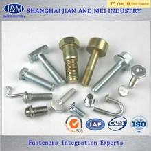 j type foundation steel door strength bolt