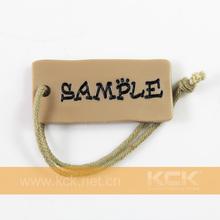 Haute qualité, Boucle étiquette volante cordes, Montage étiquettes