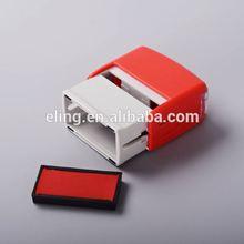 En plastique auto encreur flash pré - encrée bureau timbre