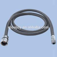 faucet electric wire flexible sink hose /plastic flexible hose price