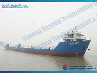 Under DWT 10,000T self propelled LCT barge