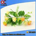 2014 baratos al por mayor pote de flor artificial, flor artificial de estambre