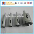 Soldadura fuerte 5~120mm de base del diamante taladradoras/agujereadoras/brocas para la porcelana
