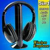 great quality low price wireless FM, PC,TV headphone