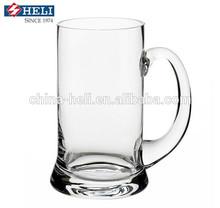 685ml machine made plain beer mug / beer glass / drinking glass
