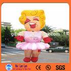 Inflatable activities cartoon advertising model
