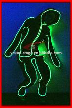 El tel dansçı performans aşınma/el tel dansçı kostümü/el tel sahne ve dans giyim