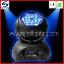 pro 36pcs RGB Dj Stage Clubs Lights dj lights moving head led