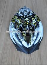 high quality super light unibody EPS plastic bike helmet