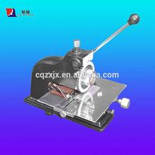 Cheap One Handle Mini Portable Metal Press Machine Manual