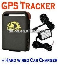 portable mini gps tracker for child/elder/pet/disabled tk02 with easy install & hidden