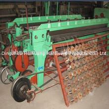 Dingzhou factory hexagonal wire mesh machine