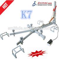 NEW! K7 Car body collision straightening used hydraulic car jack/Automatic Car Body Repair System/Auto Frame Machine