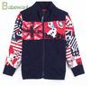 Autumn Frozen Boy Hoodies Jacket Thicken Children Sweatshirts Coat Fit Baby Coat Kids Clothing Outwear frozen coat