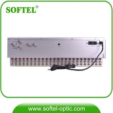 Goods from China CATV analog 4U chassis 16 channel RF modulator