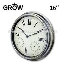 New designed modern outside logo clocks
