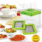Plastic multifunction fruit vegetable kitchen food cutter slicers