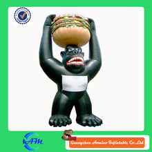 giant inflatable gorilla inflatable hamburger for advertising inflatable money for advertising